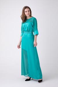 Сукня «Дезіре» м'ятного кольору