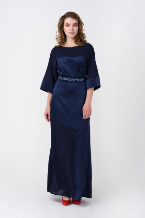 Сукня «Дезіре» синього кольору