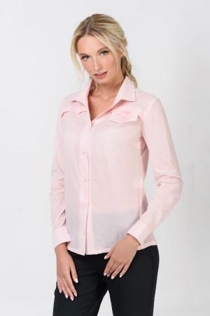 Блуза «Найри» цвета пудры