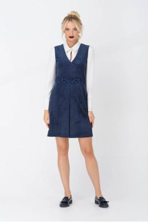Сукня «Беррі» синього кольору