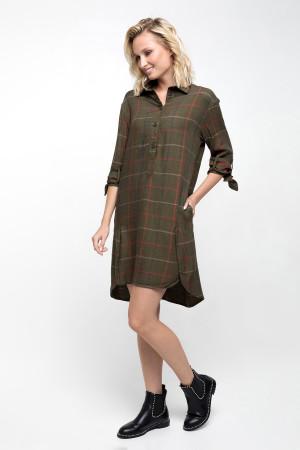 Сукня «Марлін» зеленого кольору