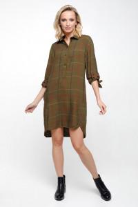 Платье «Марлин» светло-зеленого цвета