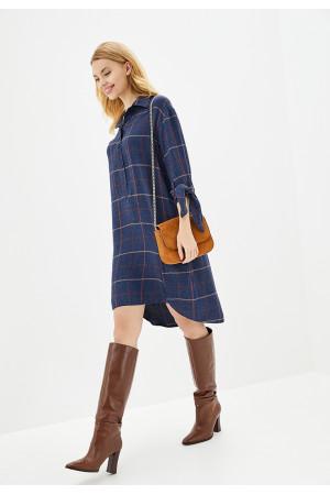 Платье «Марлин» синего цвета