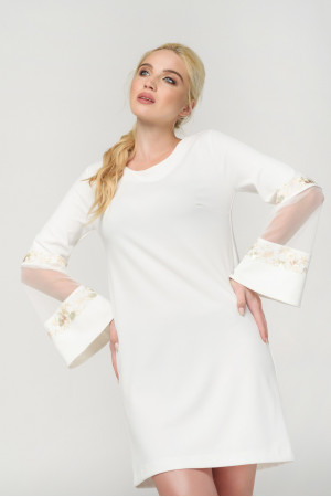 Сукня «Гояна» білого кольору