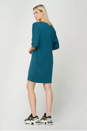 Сукня «Дора» зеленого кольору
