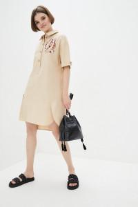 Сукня «Джаспер» бежевого кольору