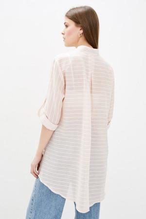 Сорочка «Зельда» персикового кольору