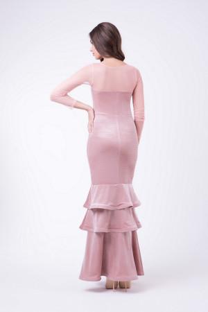 Платье «Глэнфи» розового цвета