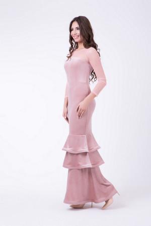 Сукня «Гленфі» рожевого кольору