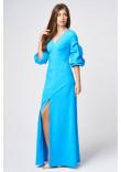 Сукня «Патріс» блакитного кольору