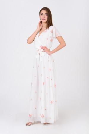 Сукня «Марісса» молочного кольору