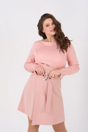 Юбка «Белен» розового цвета