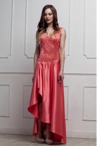 Сукня «Філліс» коралового кольору