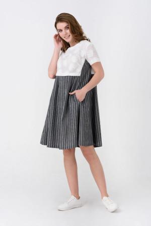 Сукня «Ервіна» чорного кольору