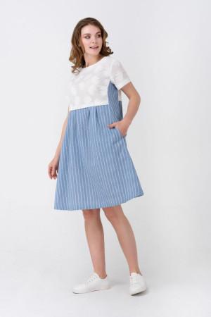 Сукня «Ервіна» блакитного кольору