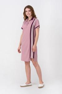 Сукня «Одіс» пудрового кольору