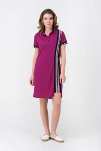 Сукня «Одіс» кольору фуксії