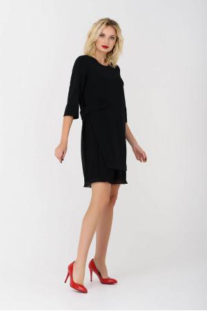 Сукня «Бабет» чорного кольору