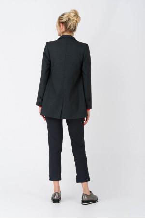 Жакет «Гарда» серого цвета