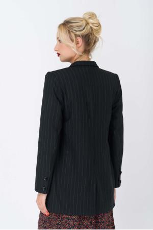 Жакет «Гарда» черного цвета