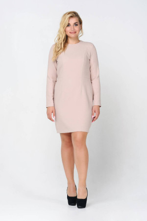 Сукня «Теффі» бежевого кольору