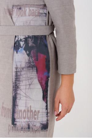 Сукня «Дафна» бежевого кольору