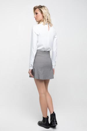 Спідниця «Саллі» сірого кольору