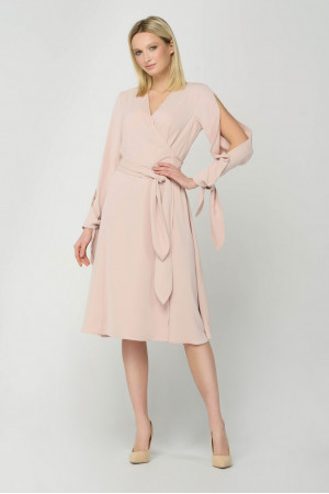 Сукня «Блейд» бежевого кольору