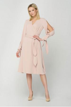 Платье «Блэйд» бежевого цвета