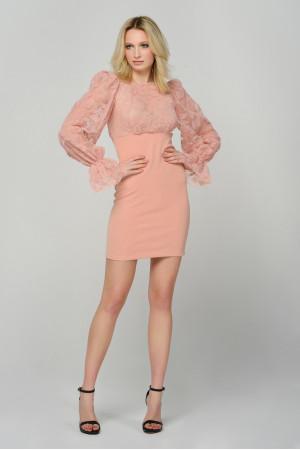 Сукня «Доннар» рожевого кольору