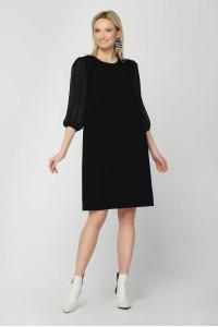 Платье «Ковин» черного цвета