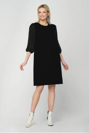 Сукня «Ковін» чорного кольору