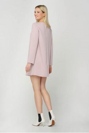 Сукня «Лотар» пудрового кольору