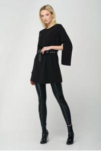 Платье «Лотар» черного цвета
