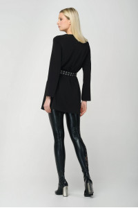 Сукня «Лотар» чорного кольору