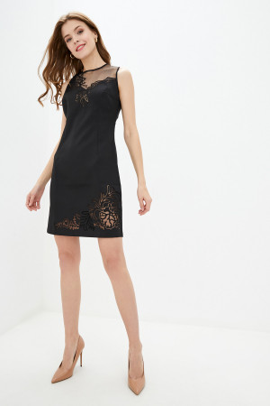 Сукня «Делайла» чорного кольору