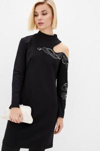 Сукня «Сейді» чорного кольору