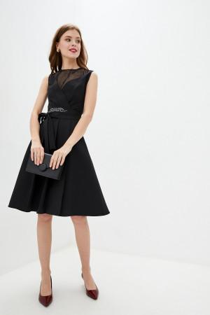 Сукня «Едда» чорного кольору