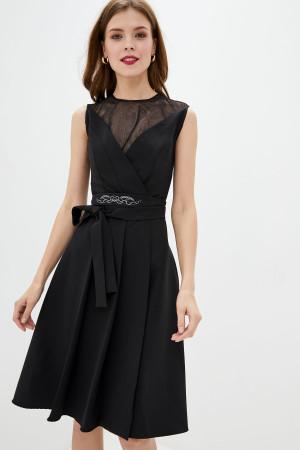 Платье «Эдда» черного цвета
