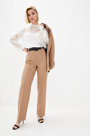 Блуза «Палома» белого цвета