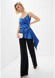 Блуза «Гледіс» блакитного кольору