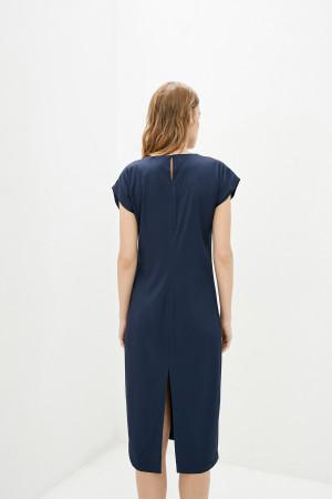 Платье «Фиона» синего цвета