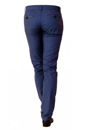 Мужские брюки «Крес» синего цвета