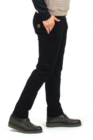 Мужские брюки «Норес» черного цвета