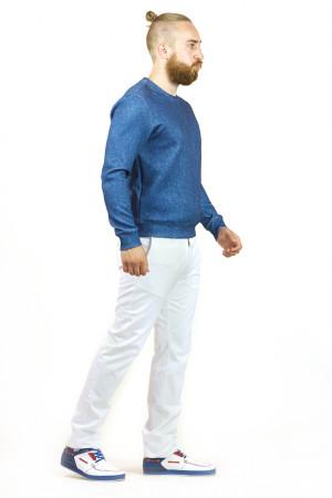 Чоловічий джемпер «Макс» кольору денім