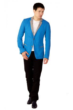 Льняной мужской пиджак