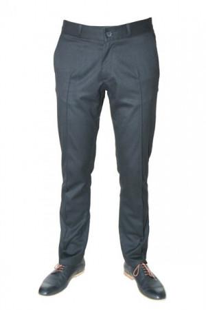 Мужские брюки «Вейк» черного цвета