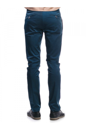 Мужские брюки «Нокс» зеленого цвета