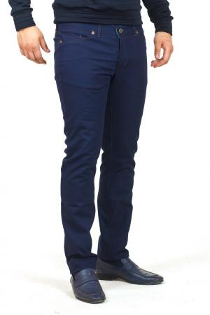 Брюки чоловічі «Санк» синього кольору – купити з доставкою по Україні 5f70bc89b9913