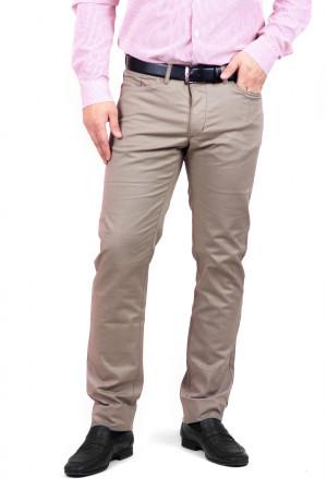 Мужские брюки «Санк» серого цвета